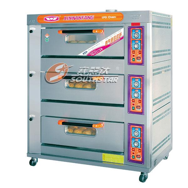 YXY-60A燃气食品烘炉