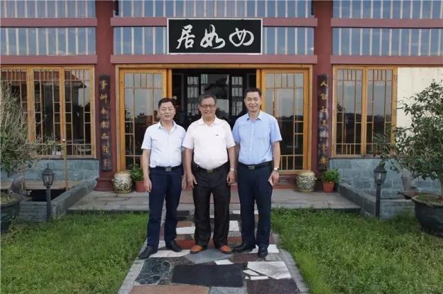 简讯:白云区人社局和四川绵阳技师学院领导到我司参观考察