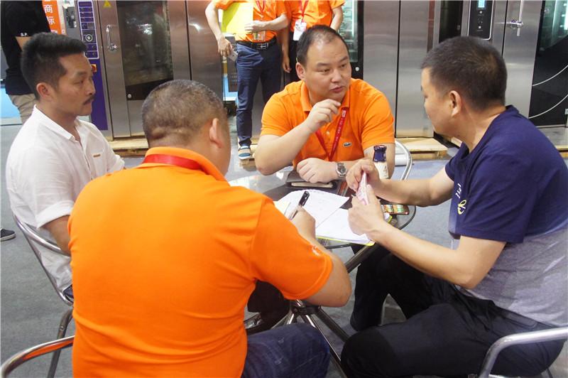 赛思达参加第二十一届中国烘焙展览会12