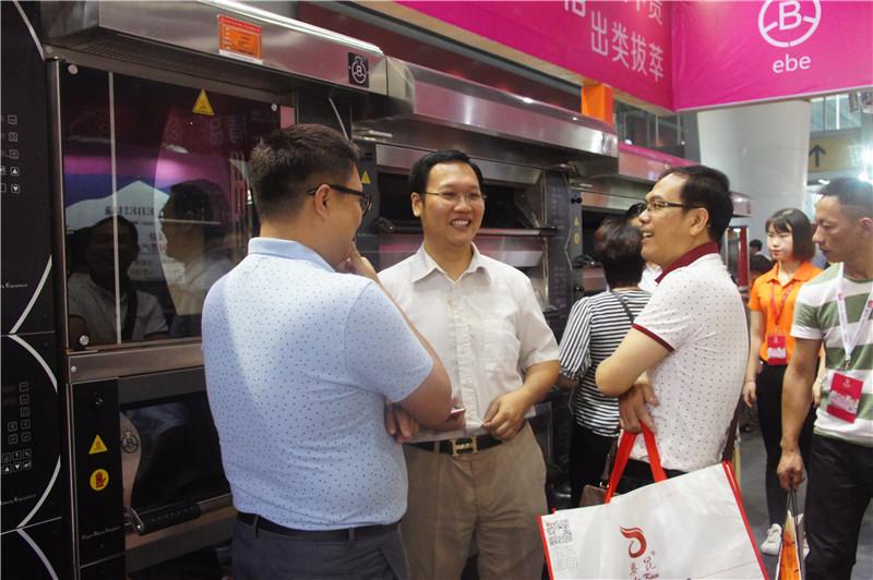 赛思达参加第二十一届中国烘焙展览会16