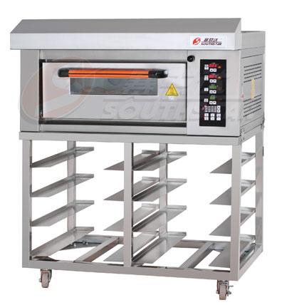 一层一盘 电脑版电烤箱 NFD-100F