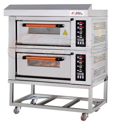 二层二盘 电脑版电烤箱 NFD-200F