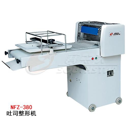 广州赛思达吐司整形机方包面团整形机NFZ-380厂家直销