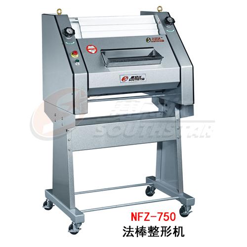 广州赛思达法棒整形机NFZ-750法棍法式面包成型机厂家直销