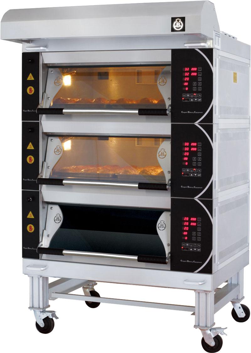 广州赛思达三层六盘欧式层炉NFD-EBE60D厂家直销
