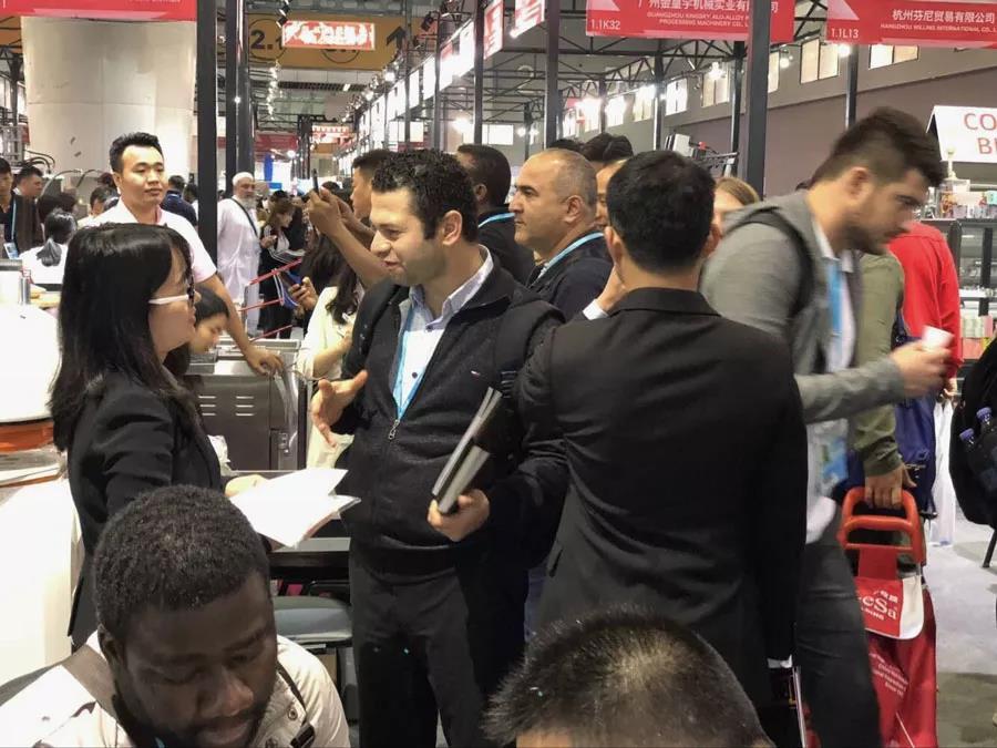 第123届中国进出口商品交易会赛思达展位现场报道
