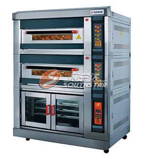 NFD-40FF豪华型上烤下醒炉