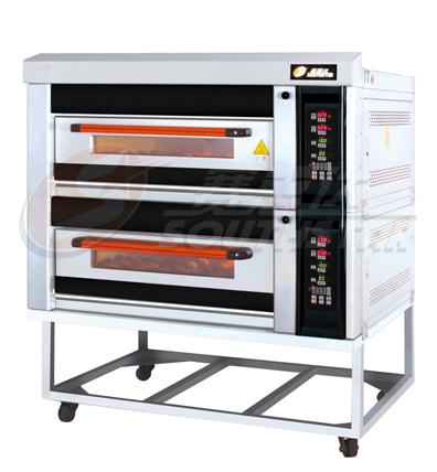 豪华型 二层四盘 电脑版 电烤箱 NFD-40FI 厂家直销