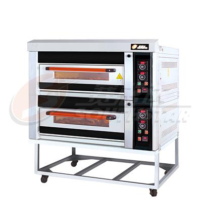 豪华型 二层四盘 仪表版 商用电烤箱 NFD-40F 厂家直销