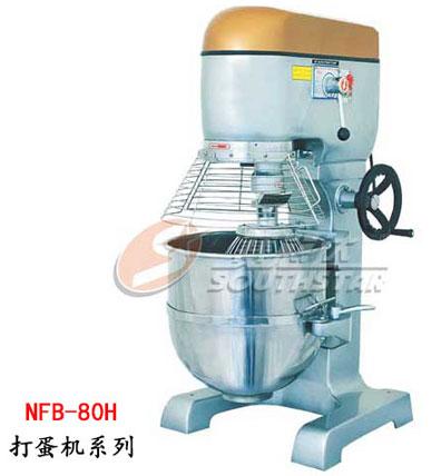 赛思达打蛋机NFB-80H厂家直销