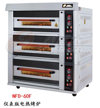 赛思达电烤箱NFD-60F豪华型三层六盘仪表版厂家直销