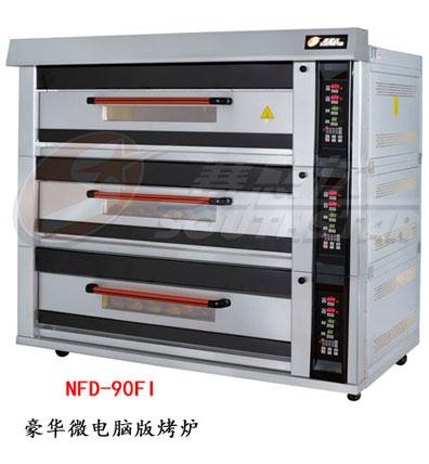 赛思达电烤箱NFD-90FI豪华型三层九盘电脑版厂家直销