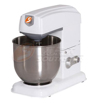 广州赛思达鲜奶机NFB-7L厨师机三功能奶油机厂家直销