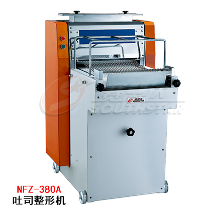 广州赛思达吐司整形机方包面团整形机NFZ-380A厂家直销